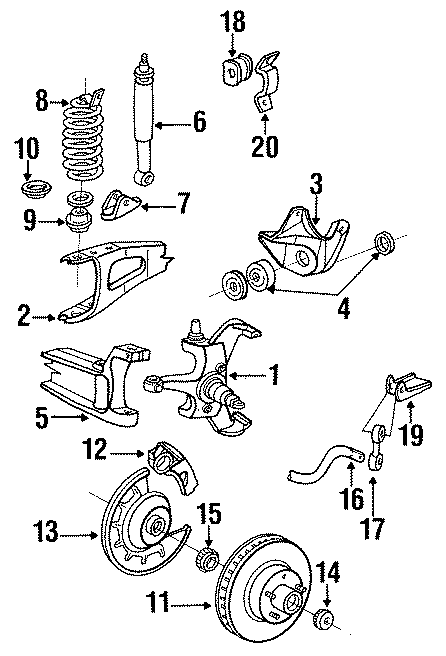 ford f-150 arm
