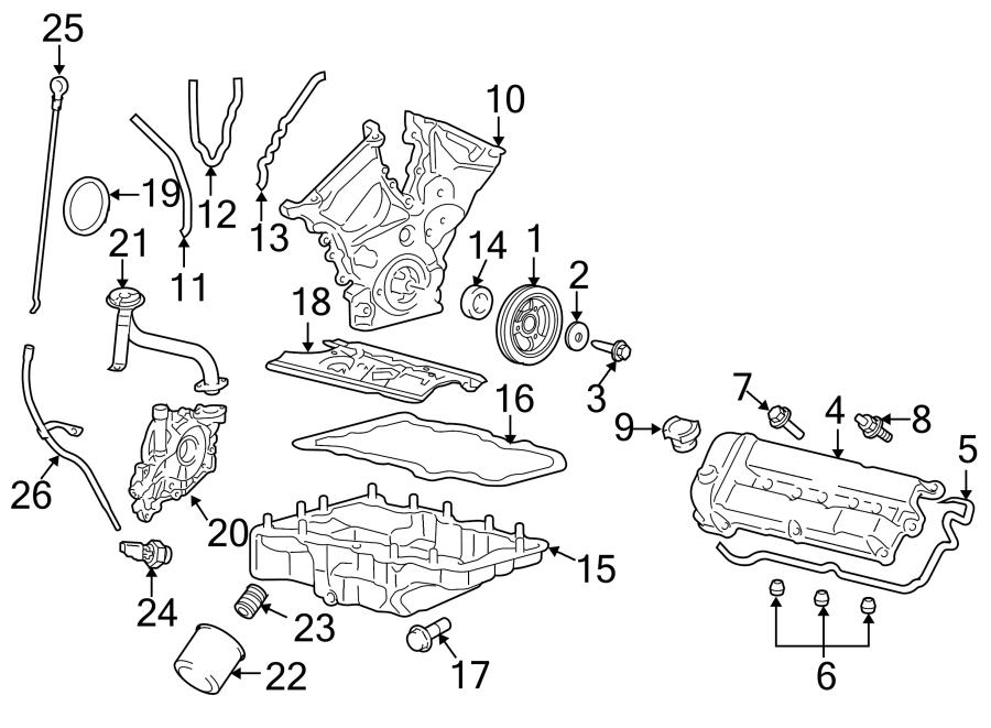 Lincoln Zephyr Gasket  Manifold  Plenum  Intake