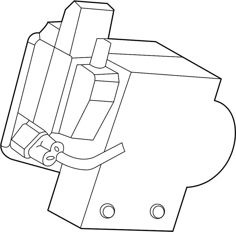 Mercury Grand Marquis Abs Control Module