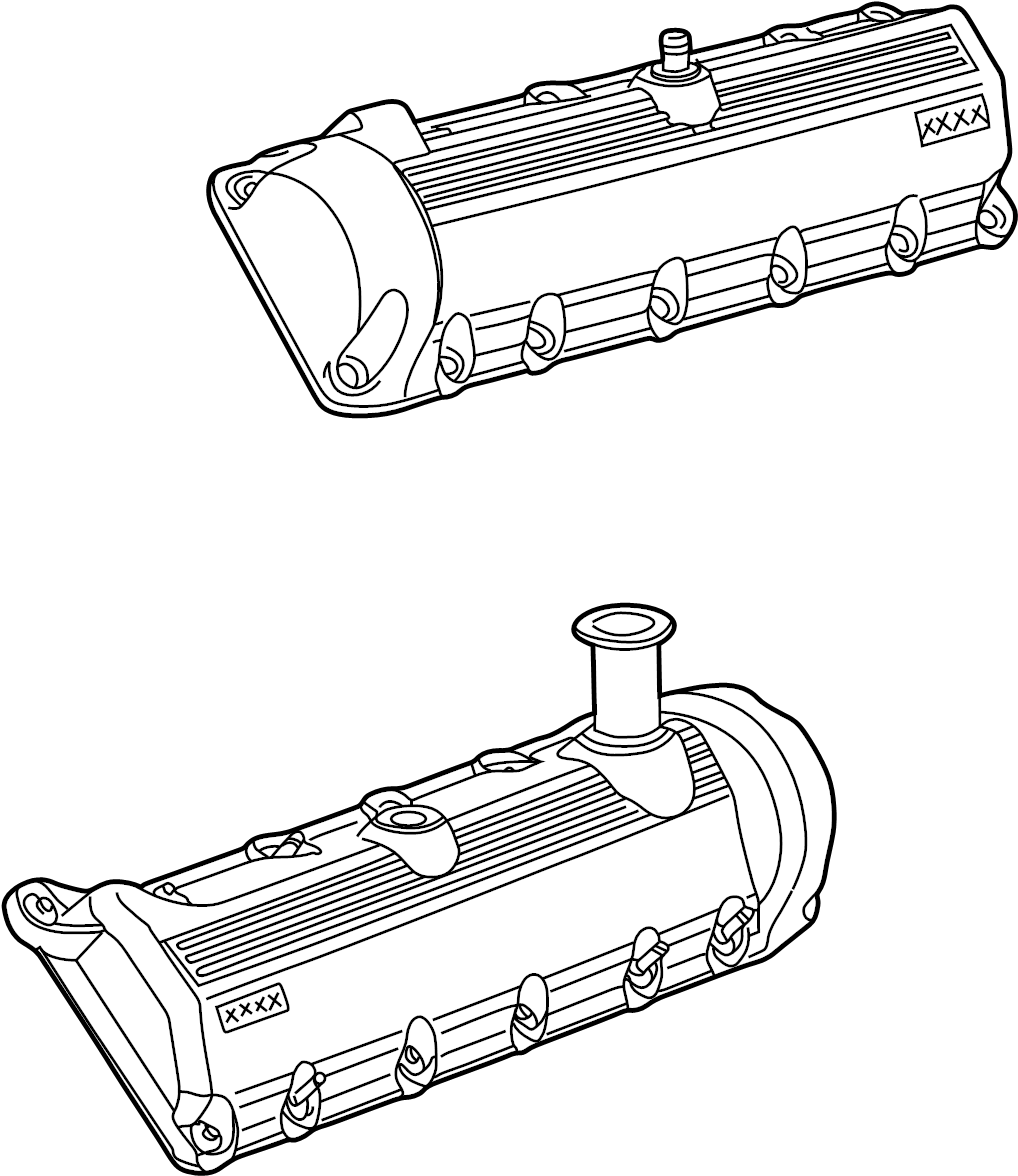 Ford F-150 Engine Valve Cover