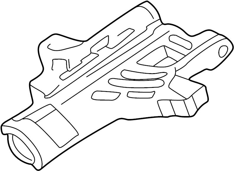 Ford E-250 Econoline Steering Column Tube  Wheel  Tilt  Components