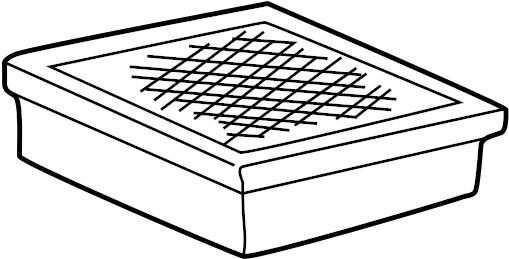 mercury mountaineer air filter  liter
